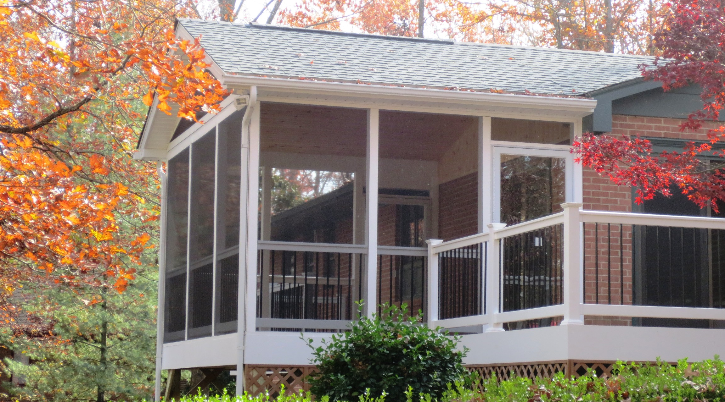 dayton screened and outdoor screen deck porches builder cincinnati category porch systems